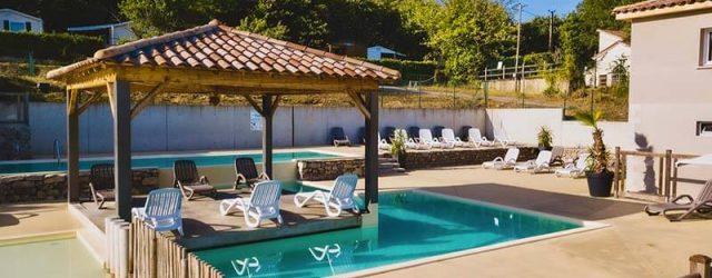 Top 3 des campings avec piscine en Ardèche