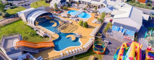 Top 3 des campings avec piscine en bord de mer en Normandie